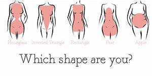 Fashion Friday - Finding your body shape | Seriously Natural