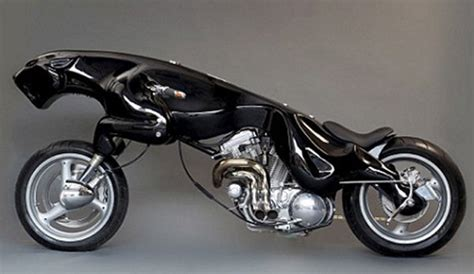 Jaguar Bike Has Finished Being Bolted On News