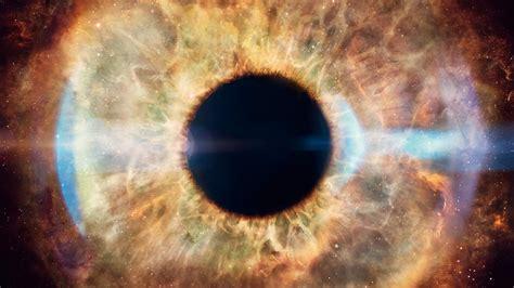 wallpaper eye nebula stars galaxy  space