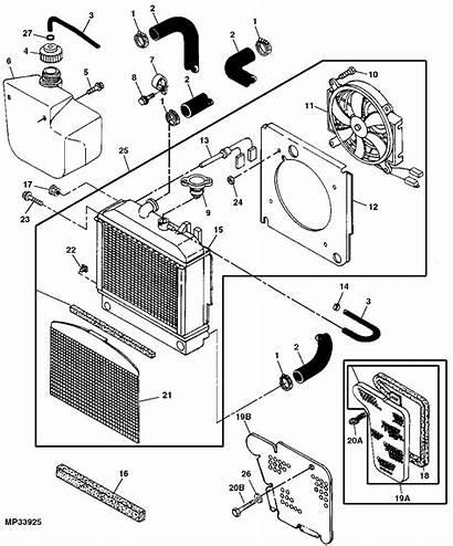 Gator Deere 6x4 John Fan Sensor Diagram