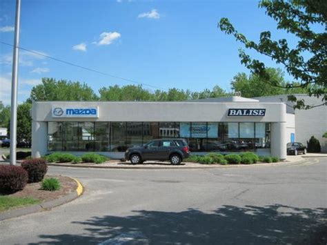 Balise Mazda Car Dealership In West Springfield, Ma 01089