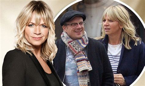 Zoe Ball thanks fans for support after Billy Yates' death ...