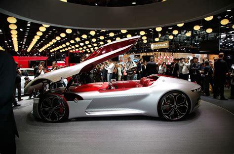 Renault Trezor Concept Revealed At Paris Motor Show