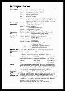 Airline Resume by Airlines Resume Sle