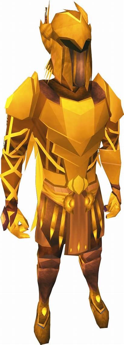 Golden Warpriest Armadyl Armour Runescape Wiki Fandom