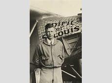 Lindbergh, Charles A 1902–1974 MNopedia