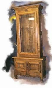 Armoire A Fusil En Bois : armoire fusils bois ~ Dailycaller-alerts.com Idées de Décoration