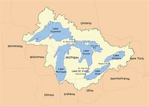 Filegreat Lakes Basinsvg Wikimedia Commons