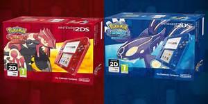 nintendo unveils transparent 2ds models and pokemon bundles