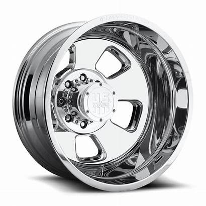 Dually Rear Forged Mags Wheels Speedway Lug