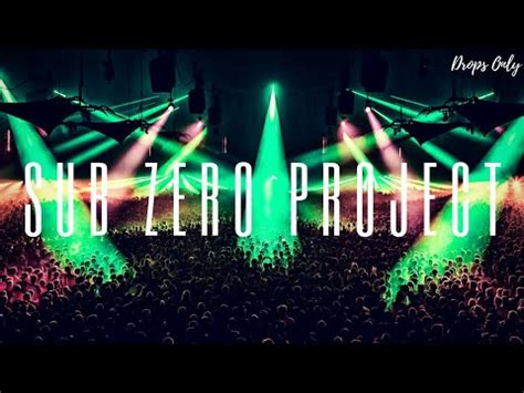 Hardstyle Drops Only Sub Zero Project @ Qlimax 2017