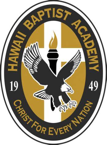 hawaii baptist academy 294 | logo Hawaii Baptist Academy