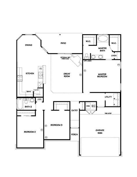 amazing  centex homes floor plans  home plans design