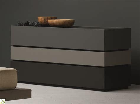 cassettiera per ingresso comodino moderno componibile midori arredo design