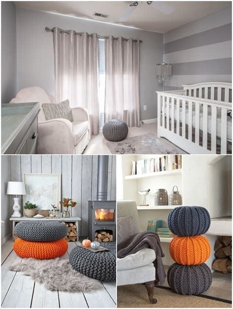 10 Ideas To Decorate With Knitted Items