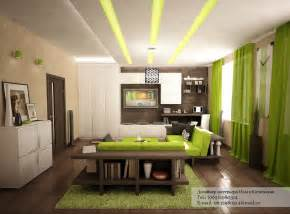 home design and decor green white decor interior design ideas