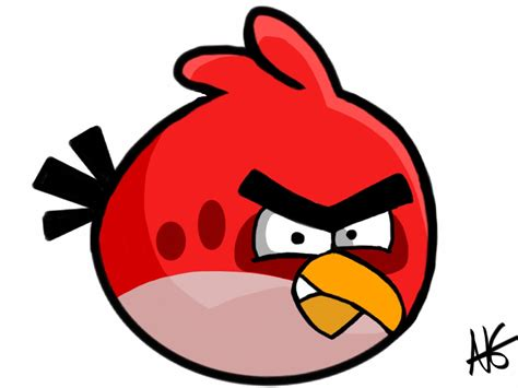 Angry Bid Angry Birds Are Amazing Images Angry Bird Hd Wallpaper And