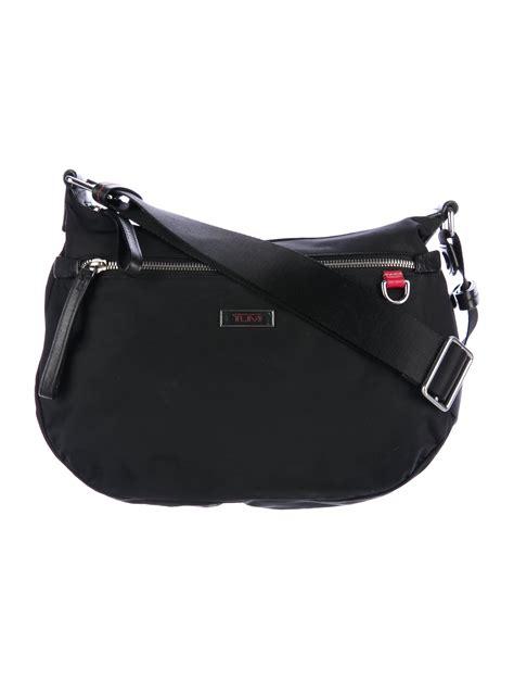 tumi nylon crossbody bag handbags tmi  realreal