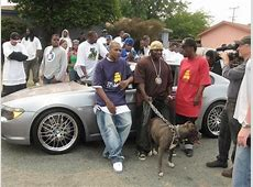 THIZZ KENNELS MAC DRE & THE ROMPER ROOM GANG on BET's