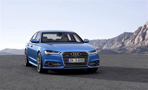 2018 Audi A6 Facelift Press Shots Grille Indian Autos Blog