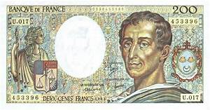 50 Francs En Euros : france p155a 200 francs from 1981 ~ Maxctalentgroup.com Avis de Voitures