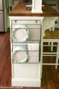 kitchen island with storage cabinets 65 ingenious kitchen organization tips and storage ideas
