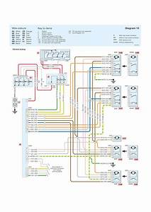 Wiring Diagram Peugeot 307