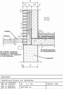 Fundament Und Bodenplatte : 100 abdichtung sockel mit verblender avanet ~ Whattoseeinmadrid.com Haus und Dekorationen