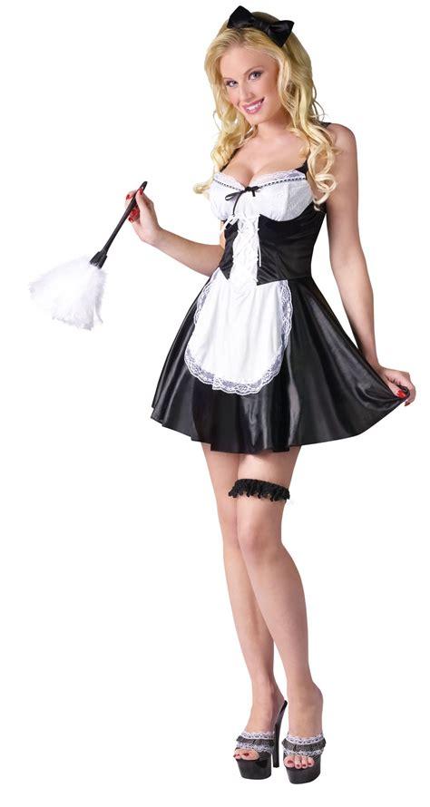 uniforme femme de chambre fancy