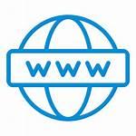 Globe Internet Web Site Address Network Icon