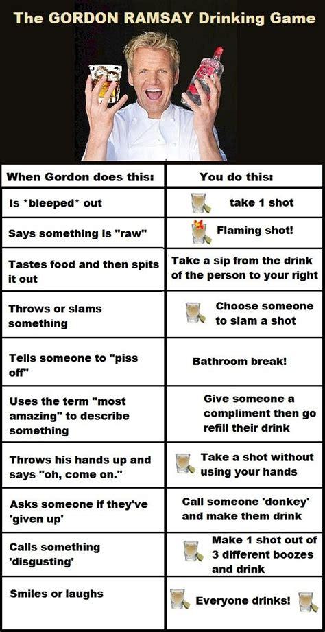 Drinking Game Memes - 25 best ideas about gordon ramsay kitchen nightmares on pinterest hells kitchen hells