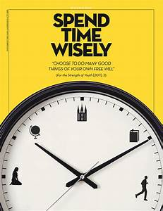 Spend Time Wisely