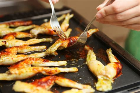 what cuisine barbecued frog legs the sporting chefthe sporting chef