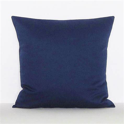 Decorative Toss Pillows by Navy Blue Pillow Cover Decorative Throw Accent Toss Pillow