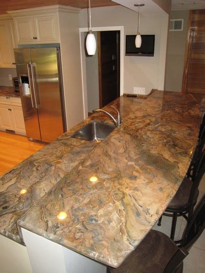 Fusion Kitchen   Countertops By Superior  Granite, Marble