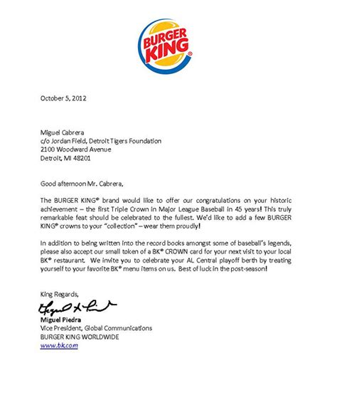 Do You Need A Resume For Burger King by Cover Letter Food Industry Images Frompo 1