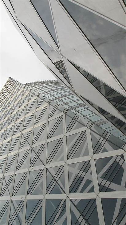 Architecture Iphone Building Glass Skyscraper Tokyo Android