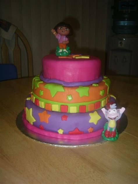 dora cake decorations dora birthday supplies bring
