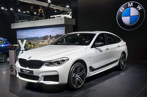 Bmw 6 Series Gt 2019 by Auto Expo 2018 Bmw 6 Series Gt Launched In India