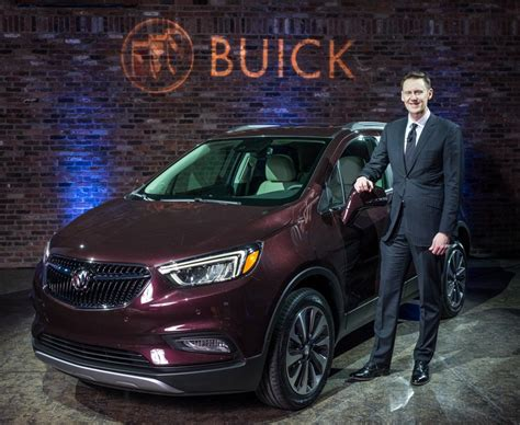 Buick Encore Size Comparison by 2017 Buick Encore Overview The News Wheel