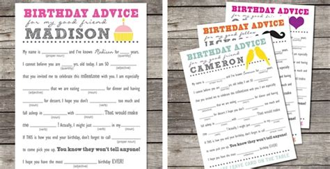 Personalized Birthday Advice