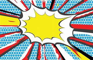 BANG Pop Art Wallpaper