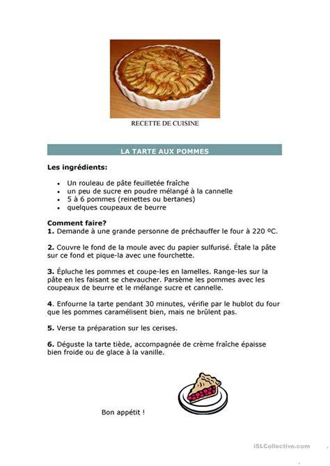 20 gratuit fle recette fiches p 233 dagogiques