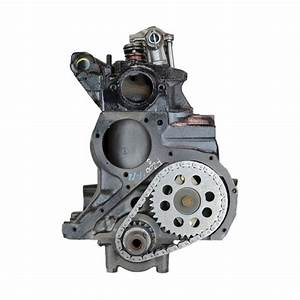 Replace® - Ford Mustang 1965 Remanufactured Engine Long Block