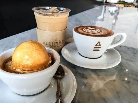 Alchemist coffee project at the pearl. Best restaurants in Los Angeles, California - Insider