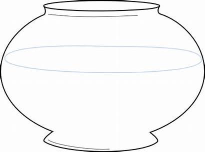 Bowl Fish Printable Template Coloring Printables Seuss