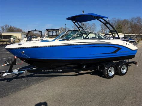 Sport Boats by Chaparral H2o 21 Sport Boats For Sale 6 Boats