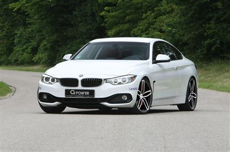Gpower Reveals Modified Bmw 435d Xdrive Coupe Gtspirit