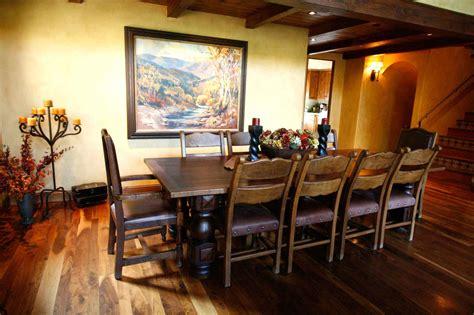 Spanish Dining Room, Spanish Style Home Demejico