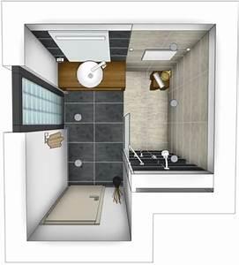 Kleines Bad Dusche : badezimmer 4 qm ideen ~ Markanthonyermac.com Haus und Dekorationen